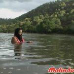 Sông Kaveri linh thiêng ở miền nam Ấn Độ. Người nào tắm ở đây có thể gột sach lỗi lầm
