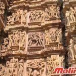 Công trình được khắc từ đá tảng với họa tiết vô cùng tỉ mỉ mang đặc trưng Ấn Độ
