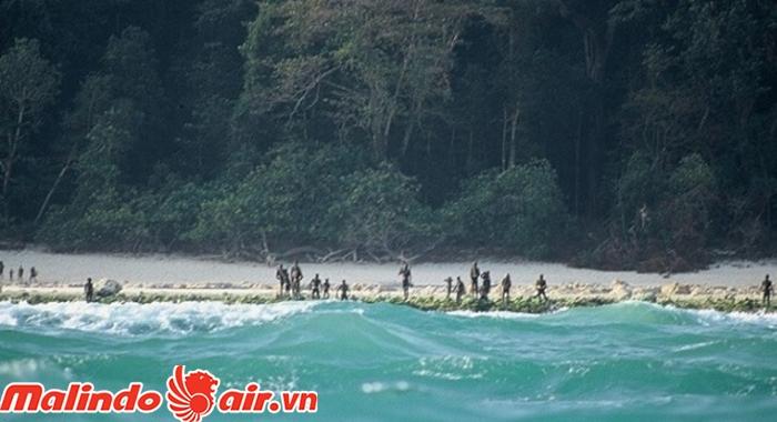 Chính phủ Ấn Độ Cấm mọi người xâm nhập đảo Sentinel