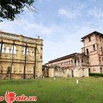 Giờ đây lâu đài đã trở thành địa điểm du lịch nổi tiếng