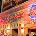 Chuỗi nhà hàng Marry Brown