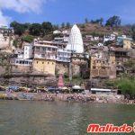 Sông Narmada rất linh liêng với người theo đạo Hindu