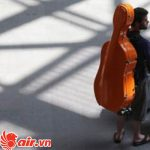 Tuy nhiên nhạc cụ cần đảm bảo các quy định về hành lý