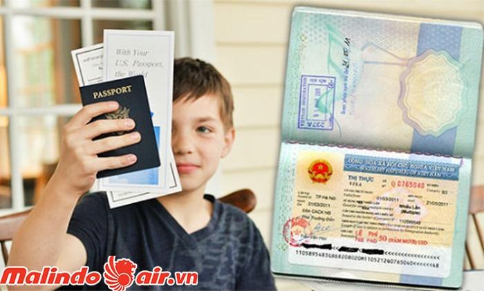 Không có giấy khai sinh thì cần phải có hộ chiếu. Hoặc giấy chứng sinh cho trẻ dưới 1 tuổi