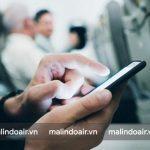 Điện thoại phải tắt nguồn hoặc để chế độ máy bay khi lên tàu bay