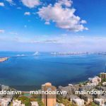 Mumbai tọa lạc trênđảo Salsette cực kì đẹp