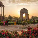 New Delhi đẹp nhất vào mùa xuân và mùa thu
