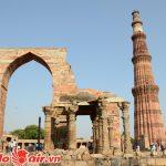 Qutb Minar - Di sản văn hóa thế giới