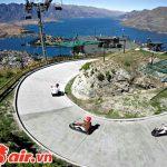 Xe trượt Skyline Luge Sentosa rất được khách du lịch yêu thích