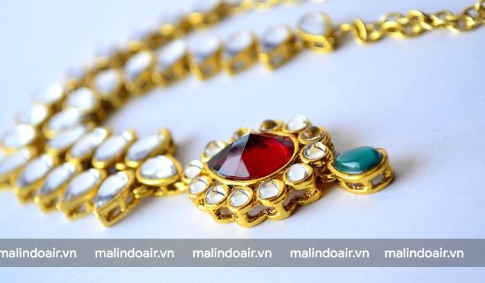 Đồ trang sức ở Ấn Độ cực kì đẹp