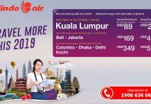 Khuyến mãi nhân dịp cuối năm của Malindo Air