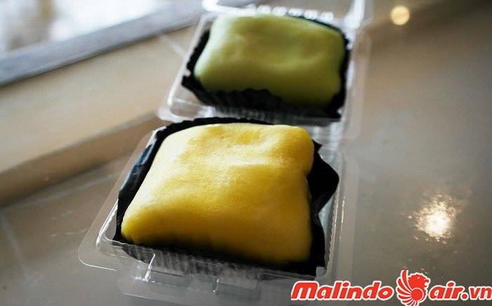 Durian Pancake - bánh sầu riêng