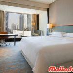 Phòng nghỉ tại Sheraton Grand Jakarta Gandaria City Hotel