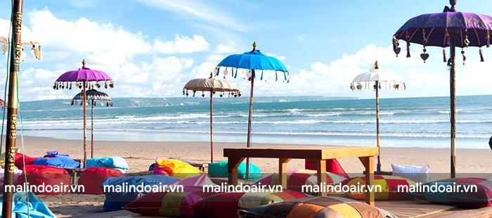Kuta - bãi biển đẹp nhất ở Bali