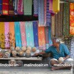 Sản phẩm từ vải ở Bali rất đẹp