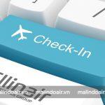 Quý khách có thể check-in online bằng cả điện thoại và máy tính