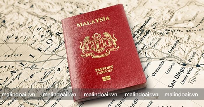 Hãng hàng không Malindo có những quy định về giấy tờ khi đi máy bay