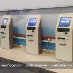 Malindo Air triển khai rất nhiều máy check-in tự động