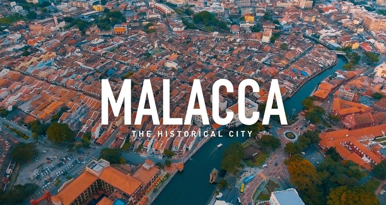Vẻ đẹp bình yên ở Malacca