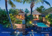 Bali nổi tiếng với những khu resort sang trọng