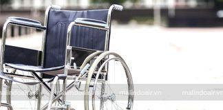 Hành khách có vấn đề về sức khỏe hoặc không thể di chuyển được sẽ được hô trợ xe lăn ở mặt đất
