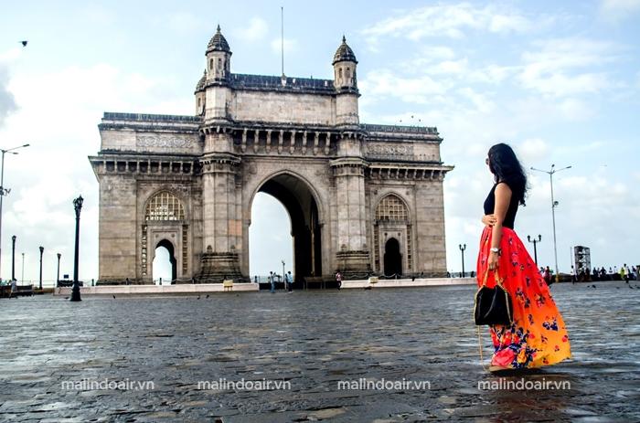 Thành phố có nhiều công trình kiến trúc cổ nhất Ấn Độ