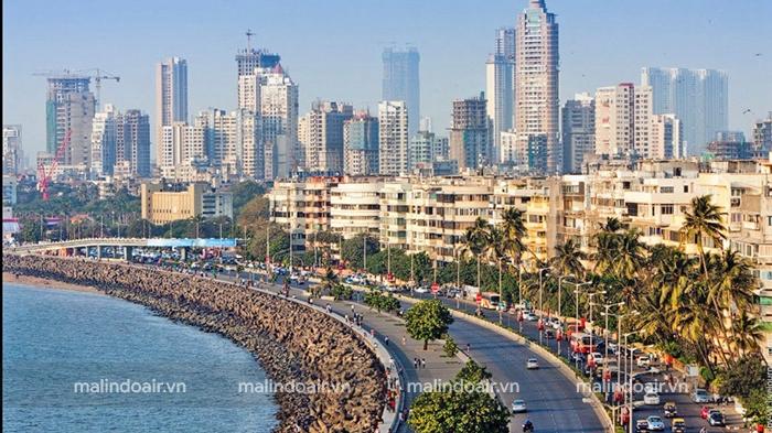 Thành phố kinh tế quan trọng của Ấn Độ