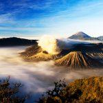 Núi Bromo ở đảo Java - Indonesia