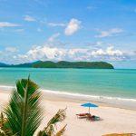 Khám phá bãi biển Pantai Cenang của đảo Langkawi