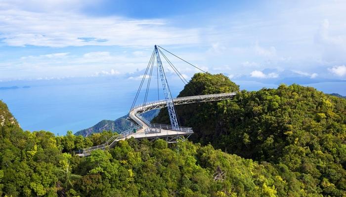 Cầu trên không Langkawi