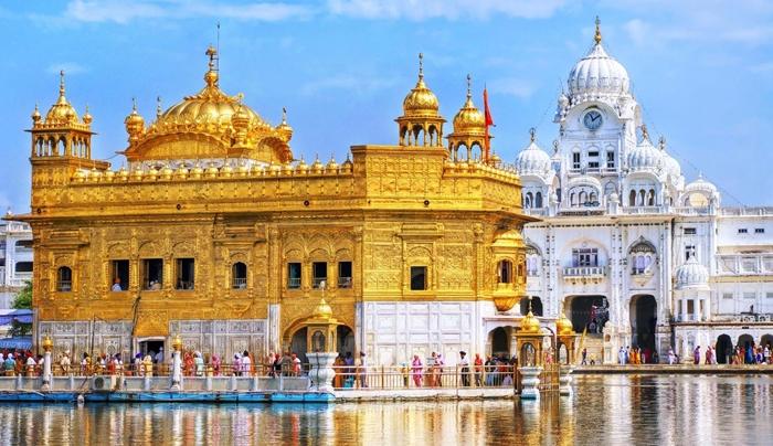 Đền Vàng Ấn Độ
