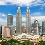 Tháp đôi Petronas - biểu tượng của thủ đô Kuala Lumpur
