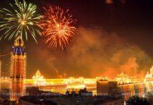 Lễ hội ánh sáng Diwali Ấn Độ
