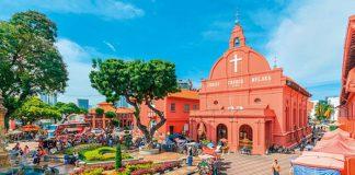 Du lịch bụi Malacca khám phá văn hóa, kiến trúc Malaysia
