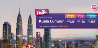 Cùng Malindo Air vi vu Kuala Lumpur chỉ với 126USD trong khuyến mãi mở đường bay mới