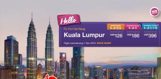 Cùng Malindo Air vi vu Kuala Lumpur chỉ với 126USD trong khuyến mãi mở đường bay mới